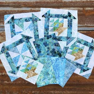 Beautiful Batik Precuts and Patterns